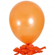 Orange Ballon 25 stk.-20